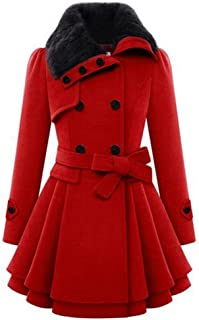 Best red plaid cape coat Reviews
