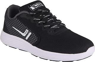 calcetto Jakson Series Blackwhite Sport Shoes for Men
