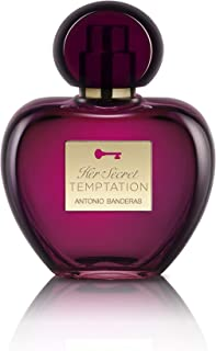 Antonio Banderas Her Secret Temptation Eau de Toilette 50ml Spray
