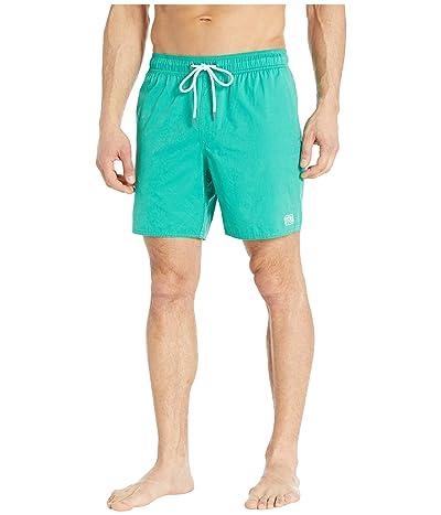 RVCA Opposites Elastic Shorts (Vintage Green) Men