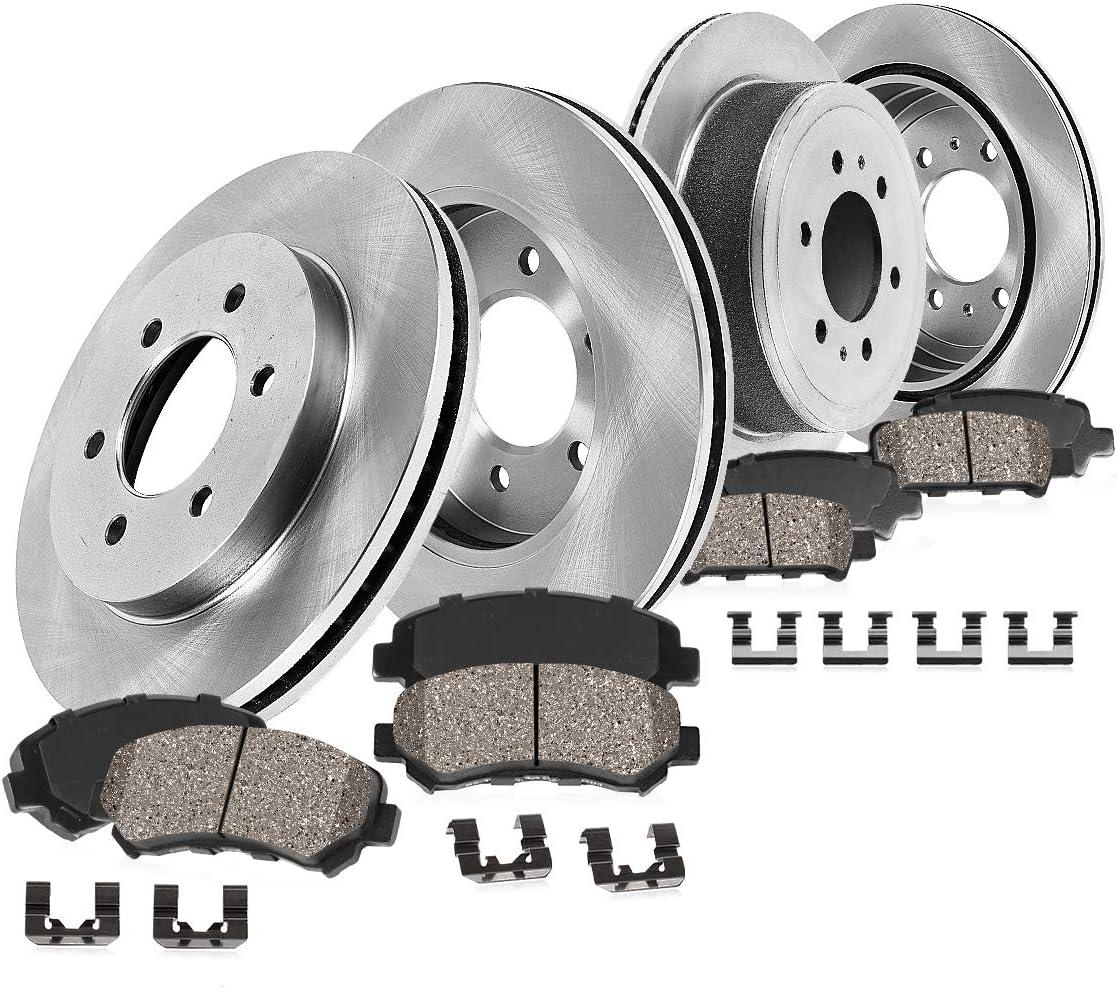 Callahan FRONT 345 mm + REAR 40% OFF Cheap Sale Ranking TOP4 315.5 6 Lug 4 OE Premium Rotor