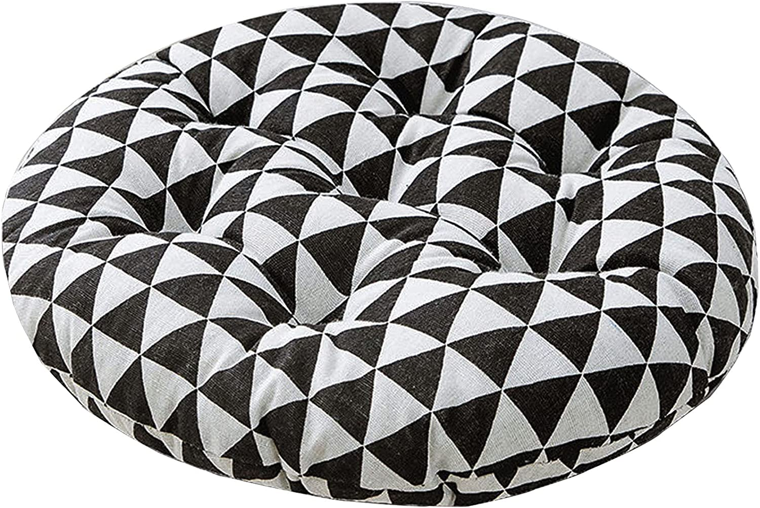 Manufacturer regenerated product MUCHO New mail order Round Chair Pads 22×22 inch Outdoor Indoor Decorative