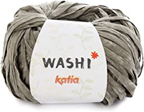 Washi Yarn, 70% Polyester - 30% Viscose, 100 grs. / 3 oz. ½ 100 MTS. / 109 yds. (Pale Green)
