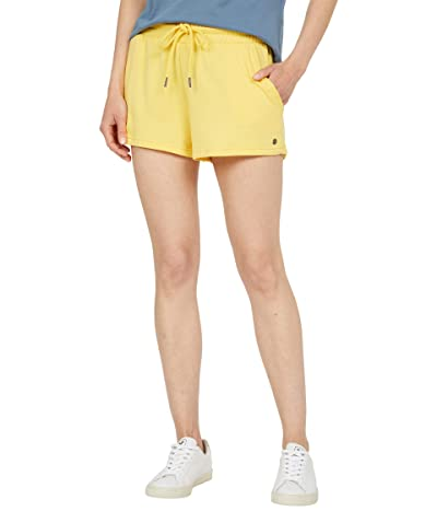 Roxy Check Out Fleece Shorts Women