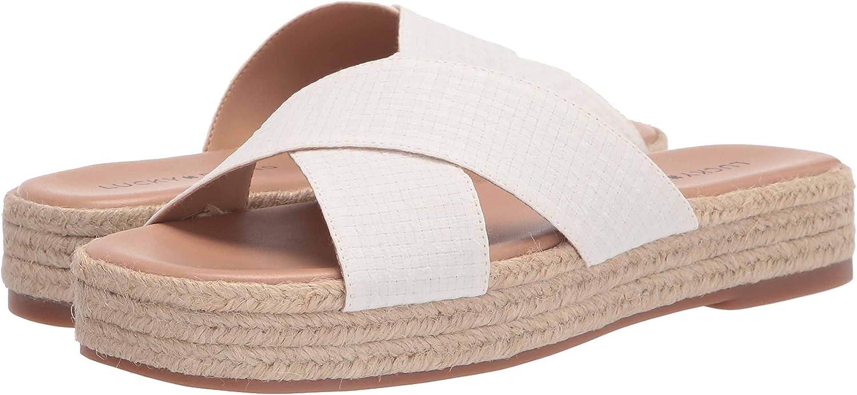 Lucky Brand Women's Gayte Wedge Sandal