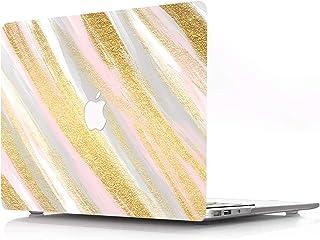 AJYX - Carcasa rígida de plástico solo compatible con MacBook Pro de 13 pulgadas (modelo: A1278, con CD-ROM) Release 2012/...