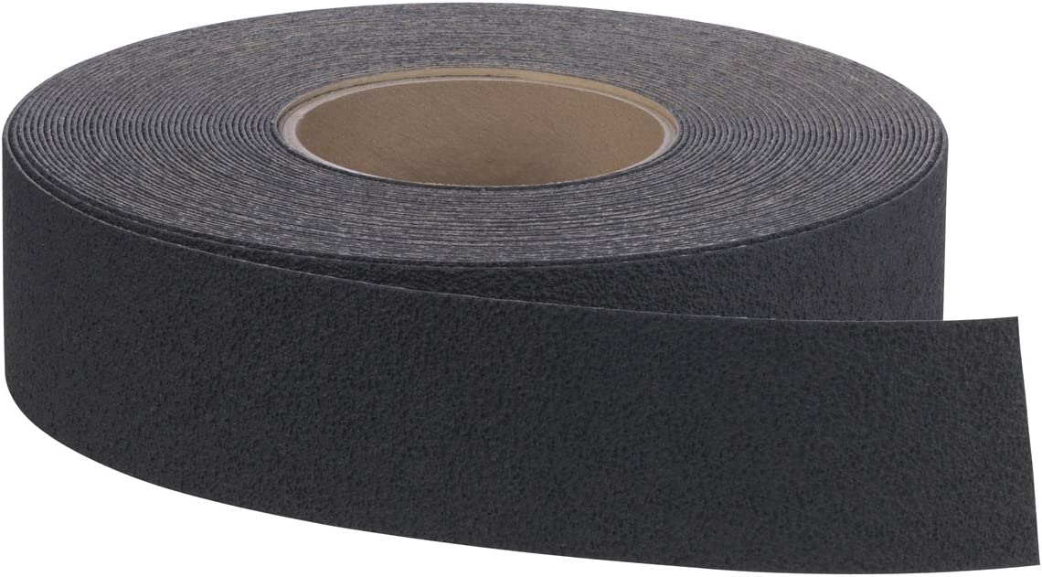 3M Safety-Walk Medium Duty Tread, Black, 2-In by 60-Ft Roll, 773