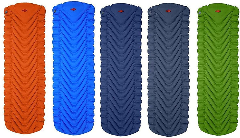 Columbus Mall XIEZI Sleeping Mats Camping Inflatable Mattress Water Super special price Ultralight