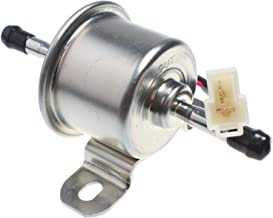 Holdwell Diesel Electric Fuel Pump 16851-52030 for Kubota F2560 G1700 R520 12V