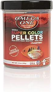 Omega One Super Color Floating Pellets, 3mm Pellets