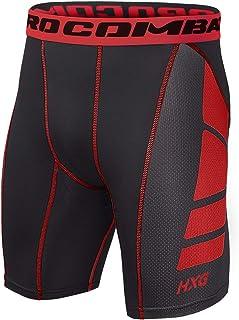 Amazon.it: Rosso - Pantaloncini / Uomo: Sport e tempo libero