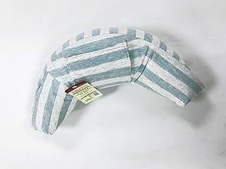YYBF Almohada de Coche de Seguridad para niños Almohada de Viaje en Forma de U 35 * 15cm Verde