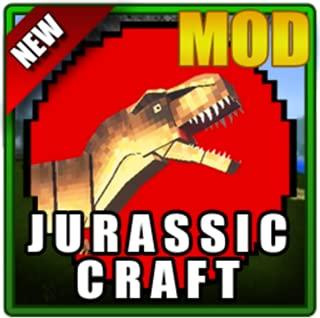 Mod Jurassic Craft for MCPE