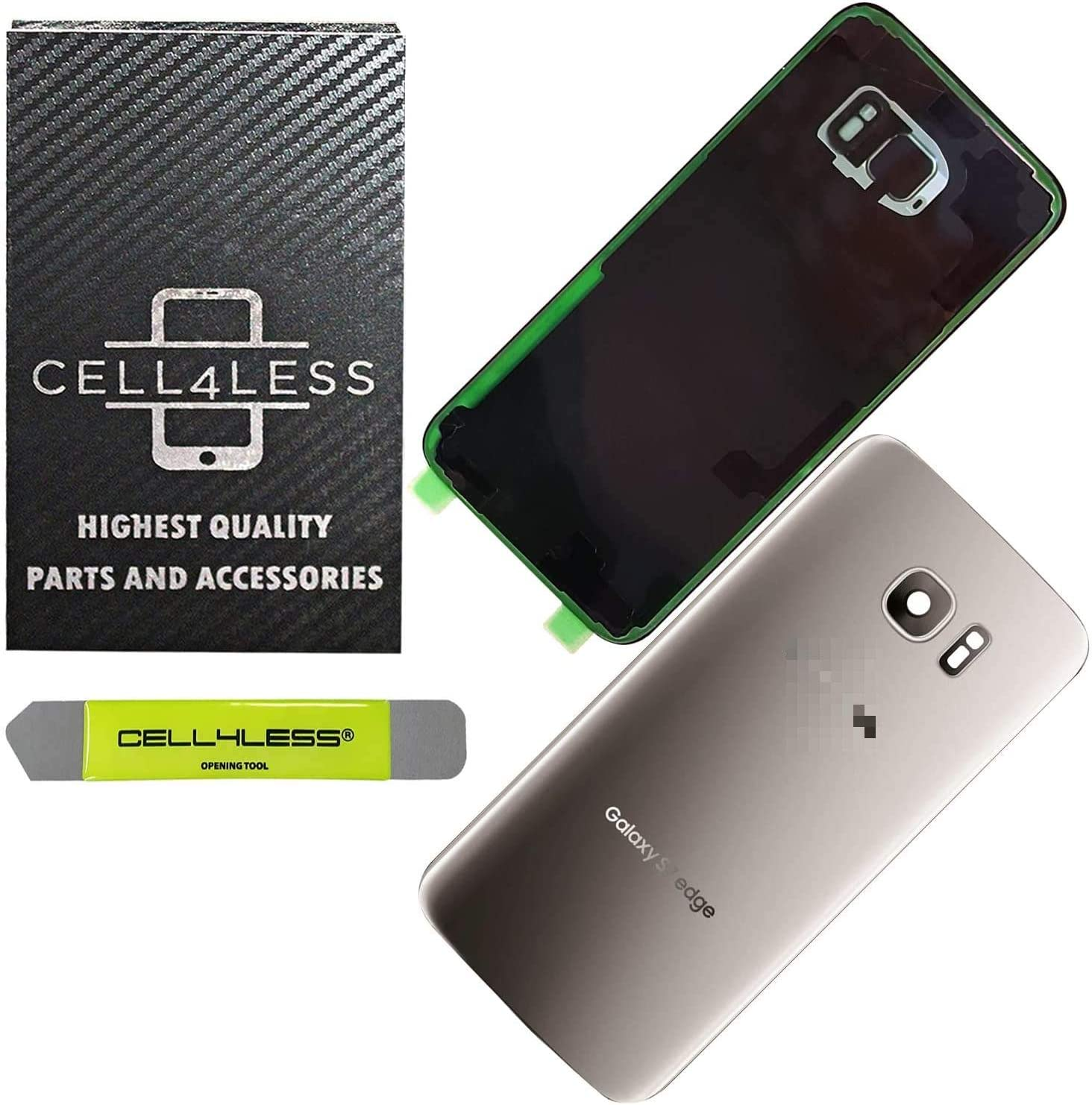 Outlet SALE CELL4LESS Compatible Back Clearance SALE Limited time Glass Cover w Came Door Installed