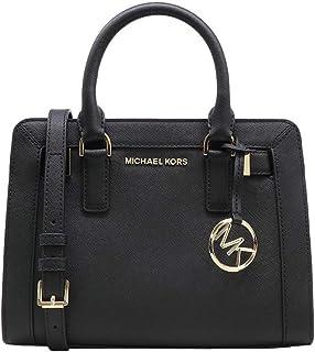 d062f84acb8f0e MICHAEL Michael Kors Dillon Small Top Zip Crossbody Bag - Black