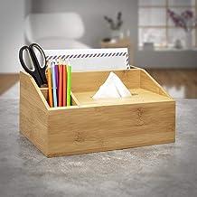 servilletero Caja de pa/ñuelos de papel aut/éntico 15 cm pr/ácticos accesorios cocina tela de imitaci/ón de corteza de /árbol ca/ída de felpa corta decoraci/ón para casa cubierta de papel