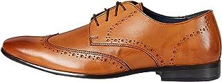 Marca Amazon - find. Aaron - Zapatos de cordones brogue Hombre