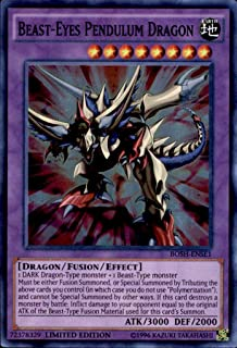 Yu-Gi-Oh! - Beast-Eyes Pendulum Dragon (BOSH-ENSE1) - Breakers of Shadow: Special Edition - Limited Edition - Super Rare