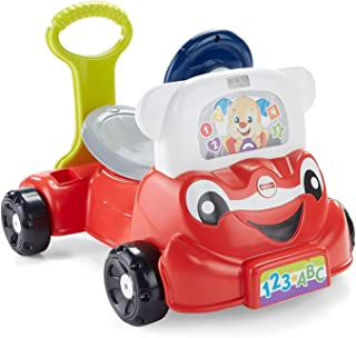 Fisher-Price Laugh & Learn - Coche inteligente 3 en 1