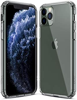 Mkeke Compatible with iPhone 11 Pro Case, Clear Anti-Scratch Shockproof Cases Cover for iPhone 11 Pro 5.8 inch