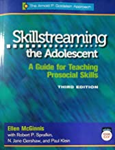 Skillstreaming the Adolescent: A Guide for Teaching Prosocial Skills, 3rd Edition (with CD)
