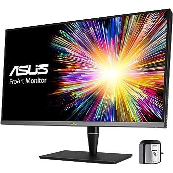 ASUS ProArt PA32UCX-K - Monitor Profesional 4K HDR Mini LED (32 pulgadas, Dolby Vision, HDR-10, HLG, retroiluminación Mini-LED con 1152 zonas de atenuación: Amazon.es: Informática