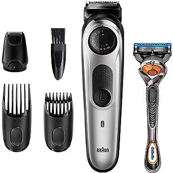 Cortadora de cabello doméstica eléctrica recargable para hombres ...