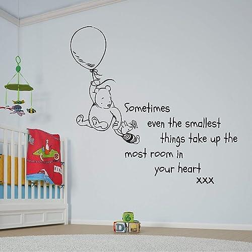 Winnie The Pooh Wall Art Amazon Co Uk