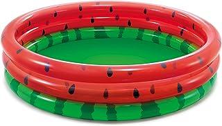 "Intex Watermelon Pool 66"" Round Kids Swimming Wading Pool"