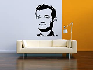 NEW Cool Wall Decal Bill Murray Actor Stickers Mural Vinyl M0223