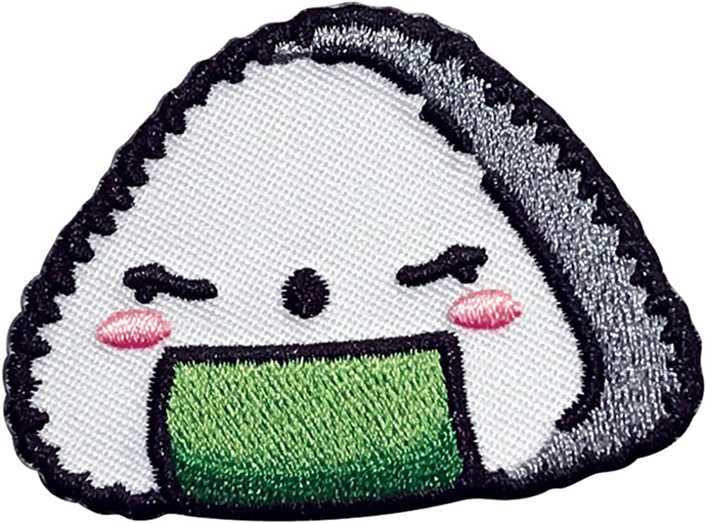Finally resale start Cute Sushi Patch Sales for sale