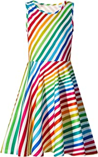 rainbow summer clothes