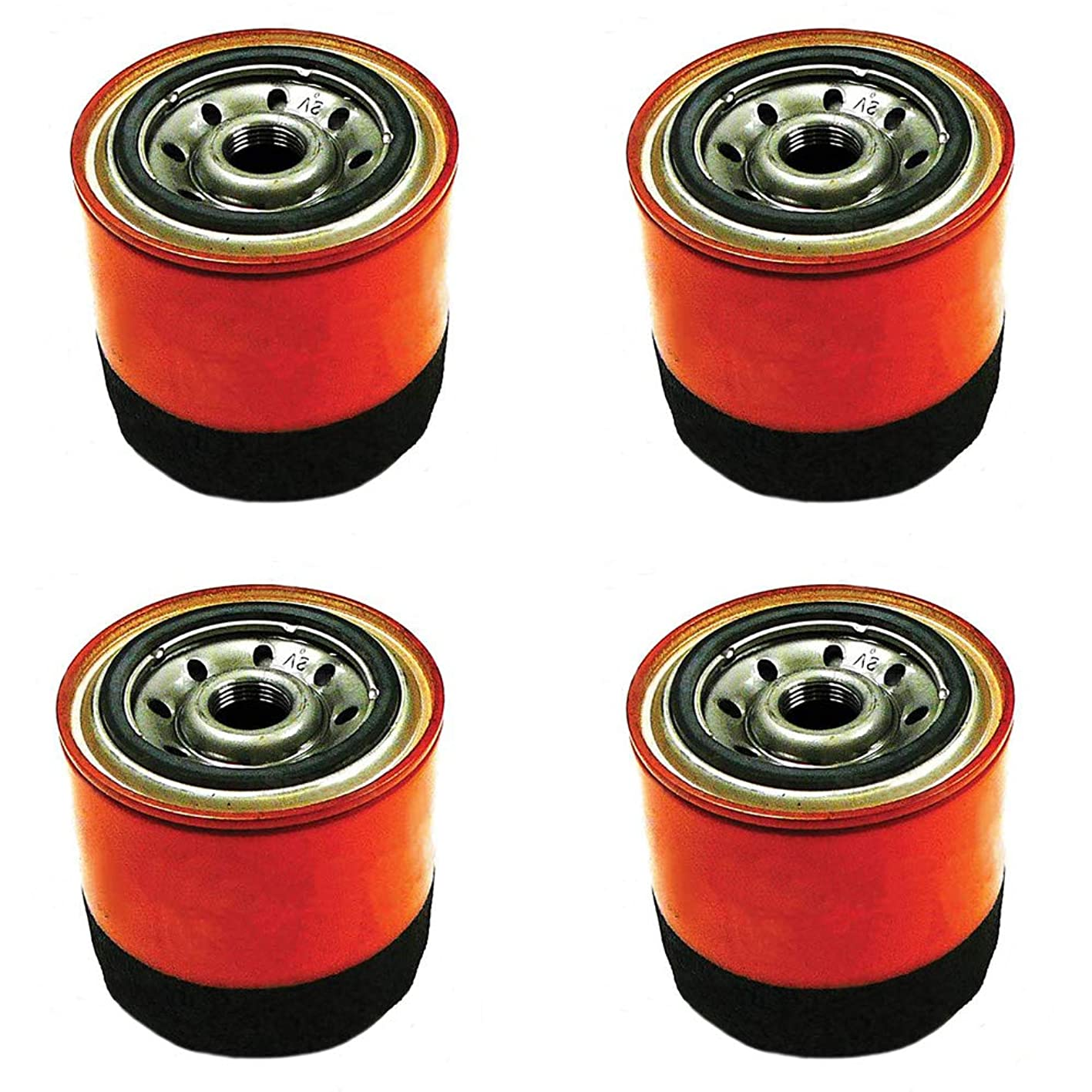 Kioti Tractor Engine Oil Filter E6201-32443 4 Pack qwlubfirvly398