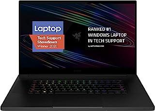 "Razer Blade Pro 17 Gaming Laptop 2020: Intel Core i7-10875H 8-Core, NVIDIA GeForce RTX 2080 Super, 17.3"" 4K 120Hz, 16GB RA..."
