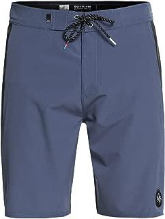 Quiksilver Mens EQYBS03966 Highline Neo Arch 19 Boardshort Swim Trunk Board Shorts - Blue