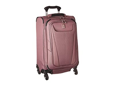 Travelpro Maxlite(r) 5 21 Expandable Carry-On Spinner (Dusty Rose) Luggage