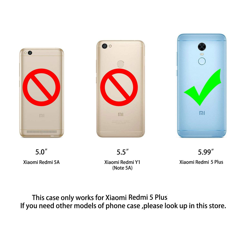 DUX DUCIS Funda Xiaomi Redmi 5 Plus, Skin Pro Series Ultra Slim ...
