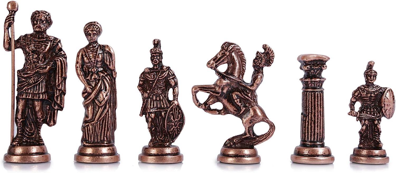 正規取扱店 Without 手数料無料 Board Historical Antique Rome Figures Copper Handmade