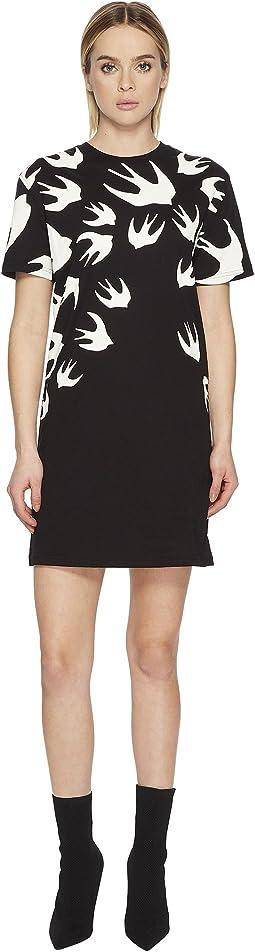 McQ - SW001 T-Shirt Dress
