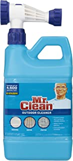 Mr. Clean, FG411 Outdoor Cleaner, Hose End, 64-Ounce (2-Pack)