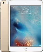 Apple iPad mini 4 (Wi-Fi + Cellular, 128GB) - Gold (Previous Model)