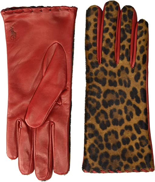 Leopard/Ralph Red