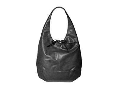 Lucky Brand Mia Hobo (Black 3) Hobo Handbags