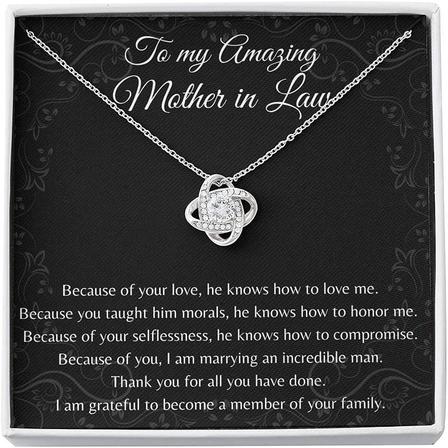 Mother in Bargain Law Gift Wedding Bride F From Day Free Shipping Cheap Bargain Gift