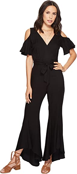 Jack by BB Dakota - Sade Woven Twill Jumpsuit