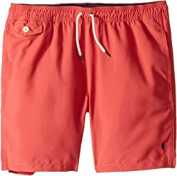 Traveler Twill Swim Trunks (Big Kids)