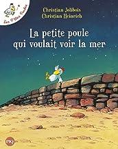 La Petite Poule Qui Voulait Voir la Mer (Les P'Tites Poules) (French Edition)