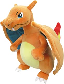 Sanei PP95 PokemonAll Star Collection Charizard Plush, 8