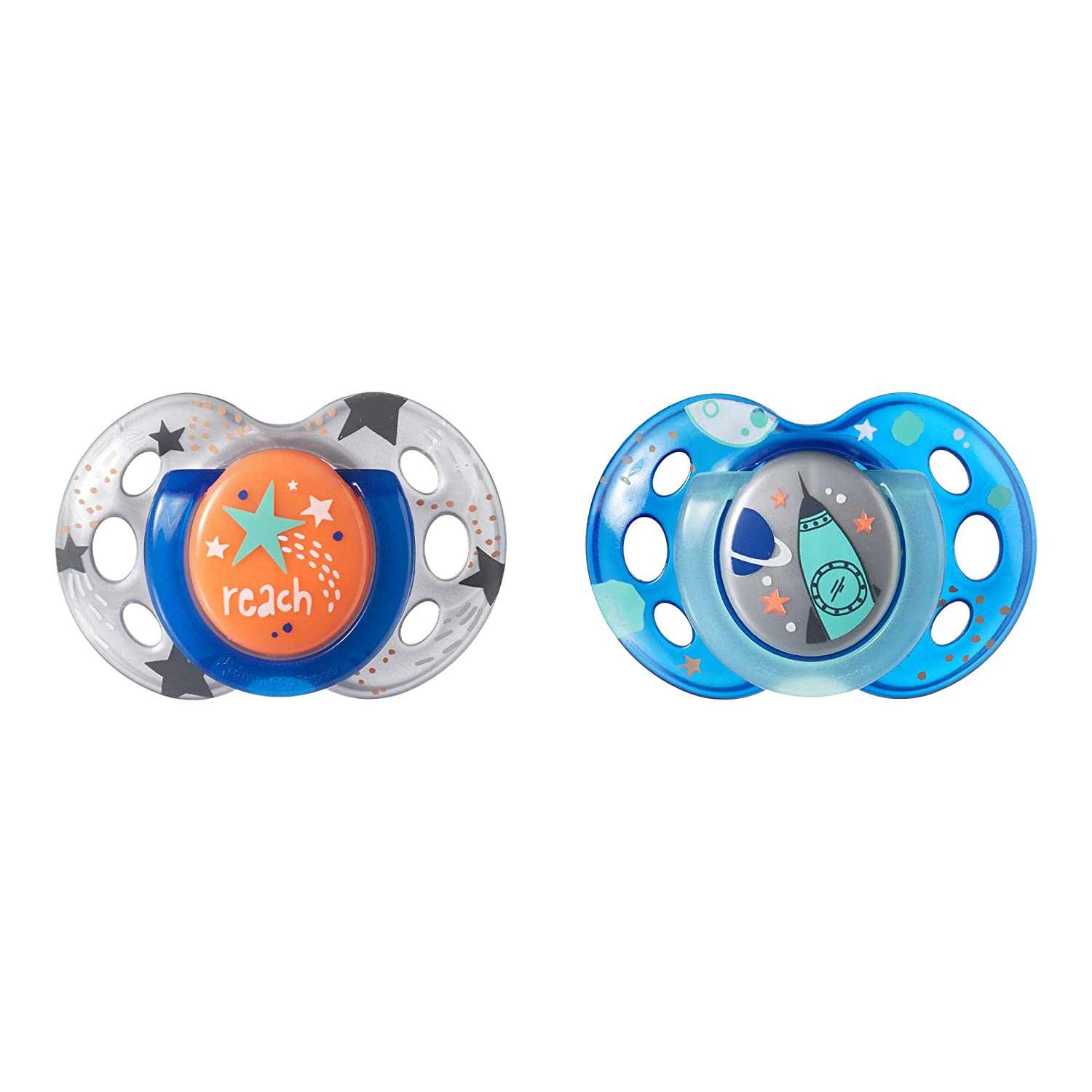 Tommee Tippee Closer to Nature Toddler 2021 model Boston Mall Night Time Pacifi Soothie