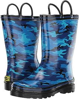 Hunter's Camo Rain Boot (Toddler/Little Kid)